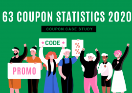 2021 Coupon Case Study: 63 Coupon Statistics You Need to Know